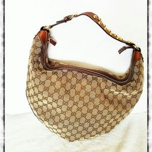 Original Gucci hobo large